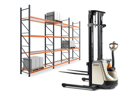 Stacker Rack and Stack