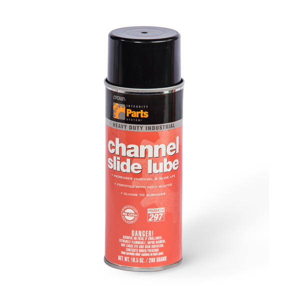 Channel Side Lube