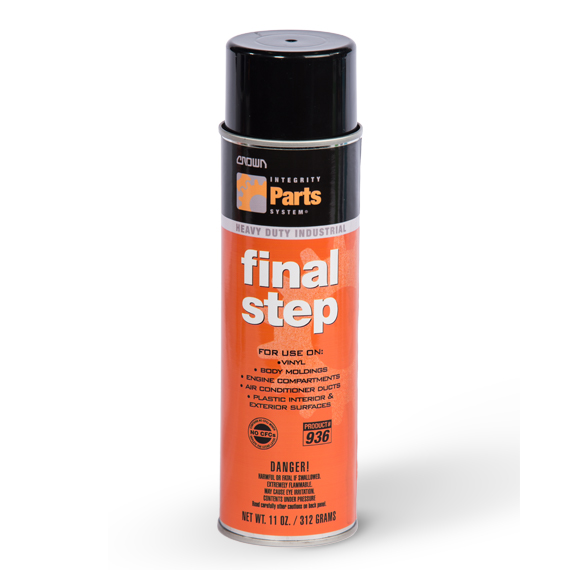 Final Step Spray
