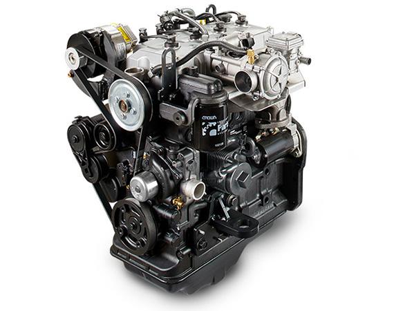 Relativ Gabelstapler mit Treibgasmotor | C-5 Serie | Crown Gabelstapler DB89