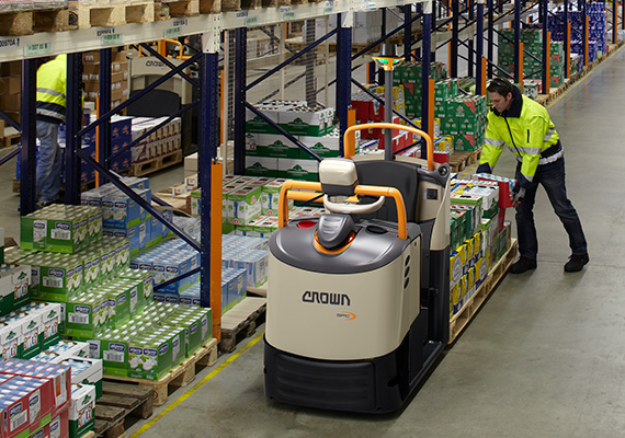 Automation solutions for your warehouse