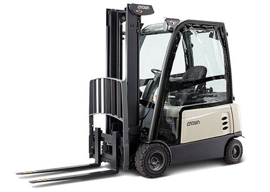 for the SC forklift a variety of soft, hard and partial cabin options are available