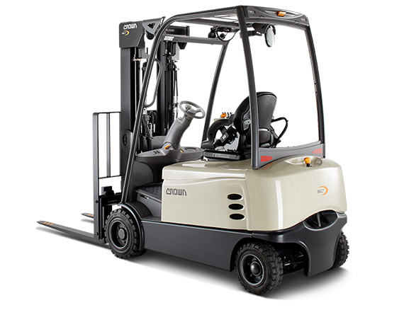 4-wheel forklift SCF 6000