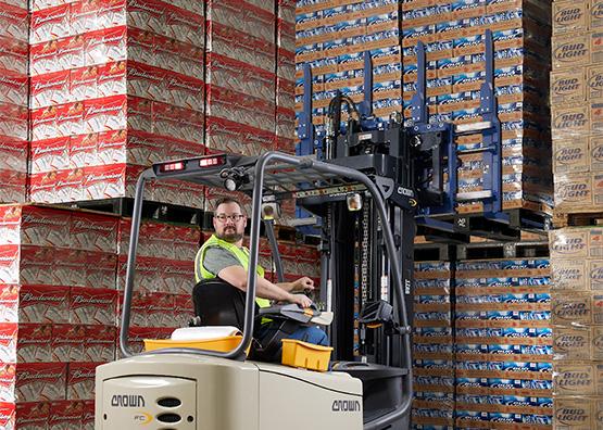 Forklift Truck Fc Series Crown Equipment Corporation