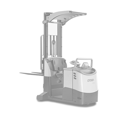 order picker with mast MPC Series