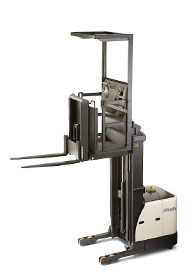 high-level order picker with lifting forks SP 3512/3522