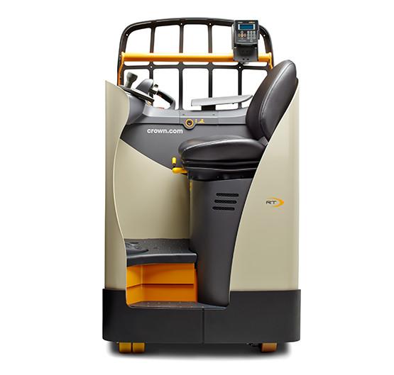 Sit Down Fork Lift Controls : Ride on pallet truck rt series crown lift trucks