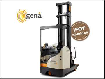 reach truck ESR 1000 nominated for IFOY Award 2020