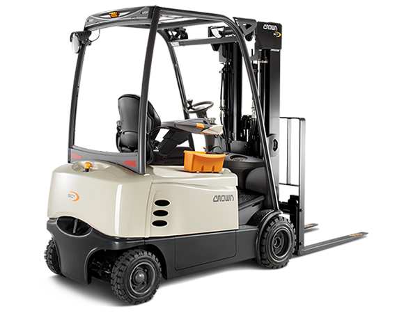 Crown offers flexible forklift financing options