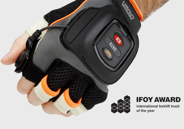 QuickPick Remote Order Picking Technology glove