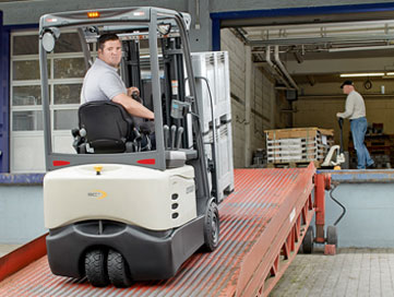 SC series forklift launch in New Zealand