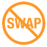 No Swap Icon