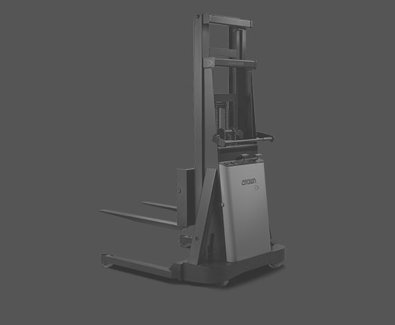 B Series Manual Walkie Stacker