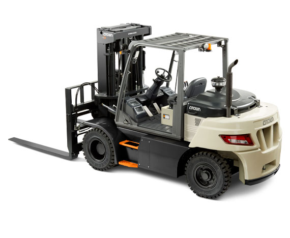 CD Series Internal Combustion Counterbalance Forklift – Diesel