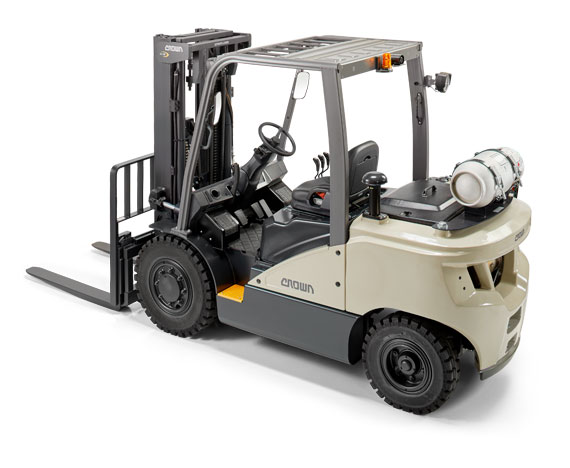 CG Series Internal Combustion Counterbalance Forklift – Petrol/LPG