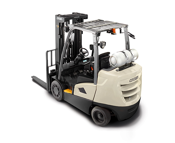 C-G Series Internal Combustion Counterbalance Forklift - LPG