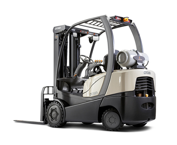 C-5 Series Internal Combustion Counterbalance Forklift - LPG