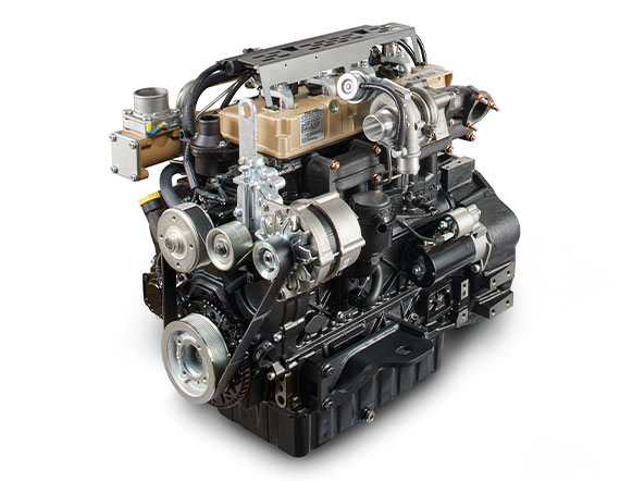 Direct Injection Diesel Engine