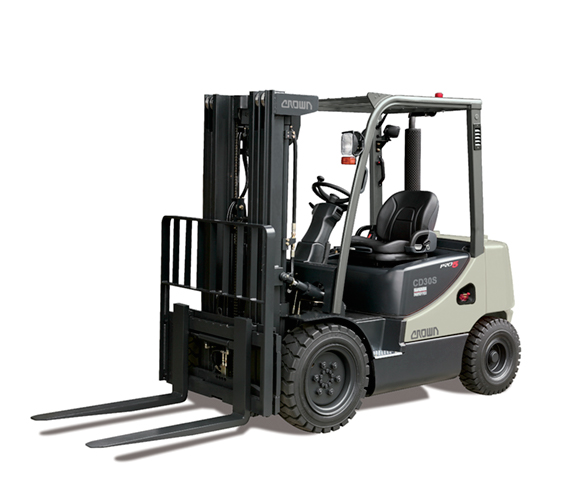 Second-hand lift trucks for sale
