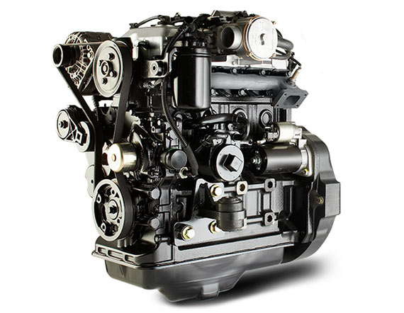 Crown built C5 engine