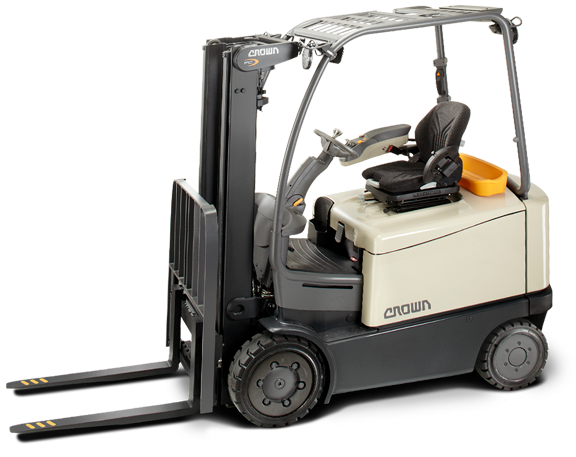 Counterbalance Forklift   FC Series   Crown Equipment