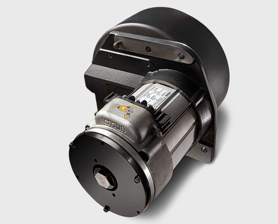 Crown's RC Series features the warranted e-Gen Braking System to eliminate downtime and maximizer performance