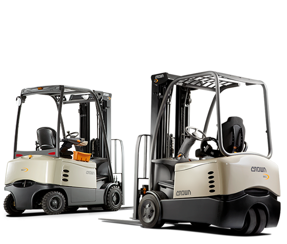 SC 5200 and 6000 Series counterbalance forklift