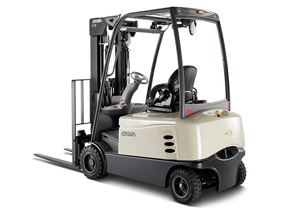 4-Wheel Sit-Down Forklift
