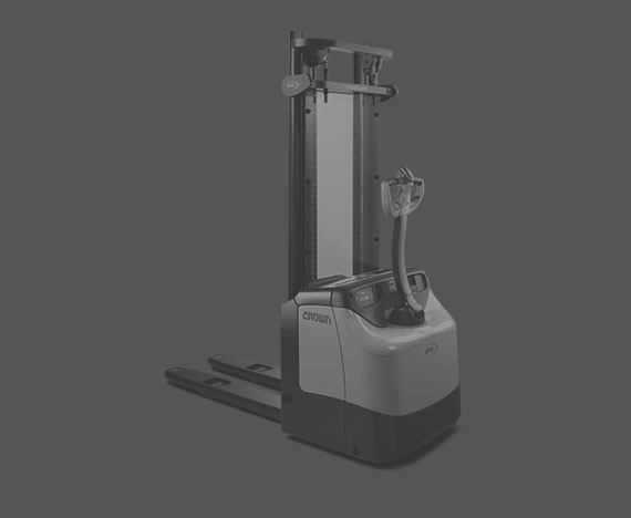 ES Series Fork Over Pallet Stacker