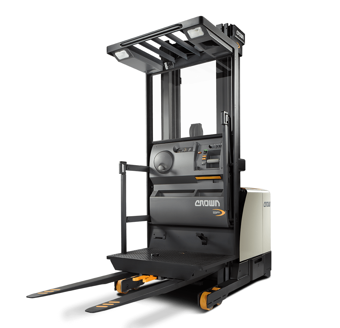 orderpicker sp4000 hero order picker forklifts sp series crown equipment  at reclaimingppi.co