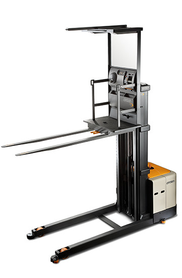 4-Wheel Platform and Cart Order Picker