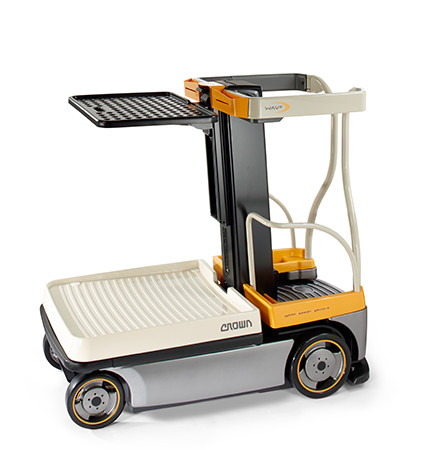 Order Picker/Work Assist Vehicle