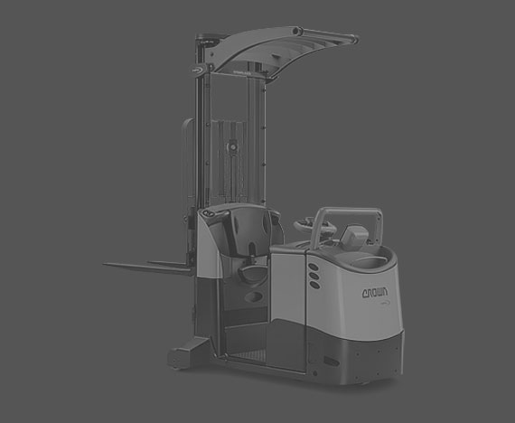 MPC Series Order Picker with Mast