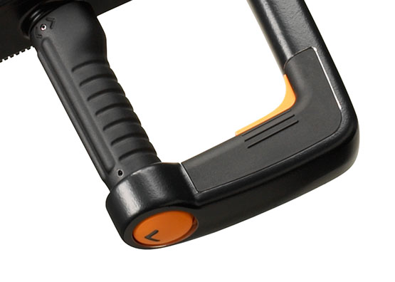 PE Series walkie rider pallet truck QuickPick handle