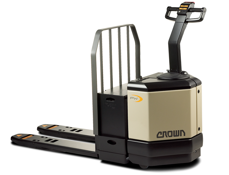 Crown PW Series heavy-duty pallet jack
