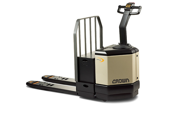 PW series heavy-duty pallet jack