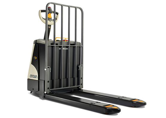 WP Series pallet truck load backrest