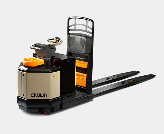 PC Series Center-Control Pallet Truck
