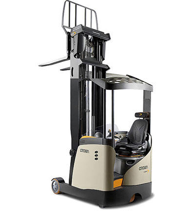 ESR5260 deluxe sit-down reach truck