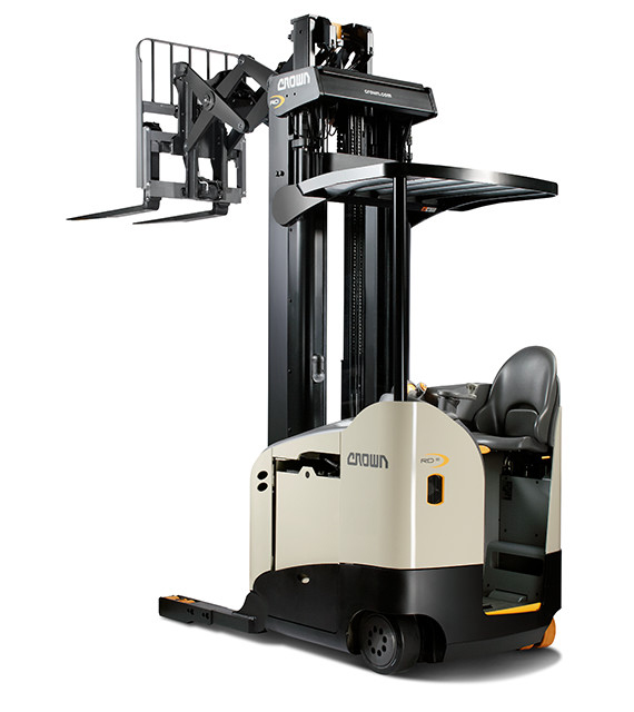 Sit-Down Double Reach Truck (RD)
