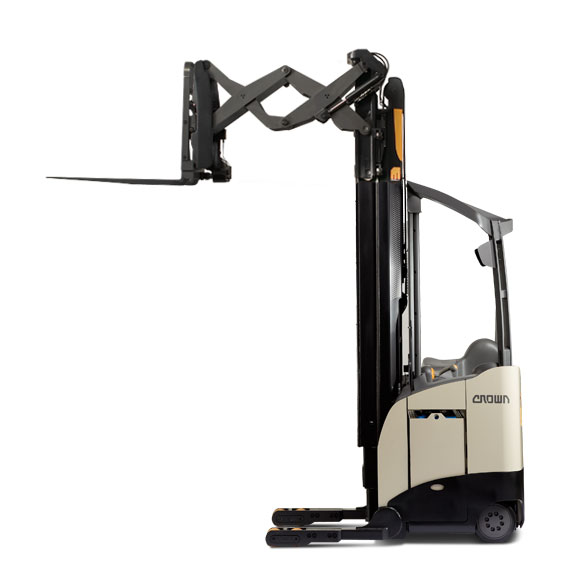 Stand-up Deep Reach Truck