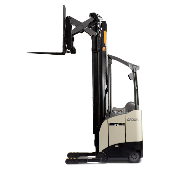 Stand-up Single Reach Truck