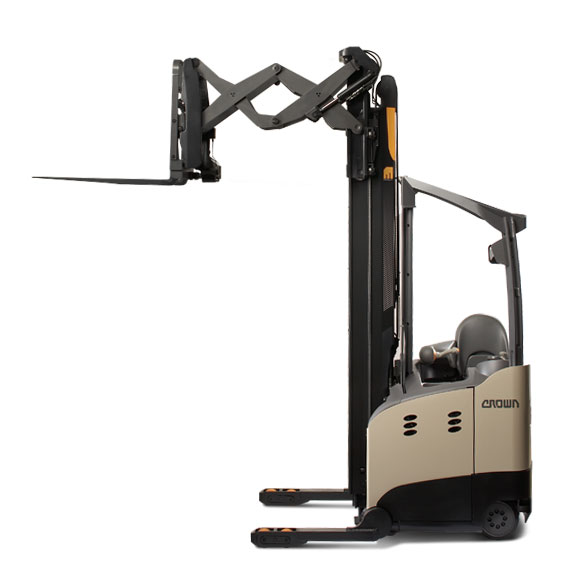 RMD Sit-Down Deep Reach Truck