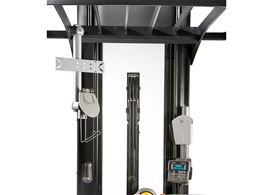 RR Series reach truck work assist accessories
