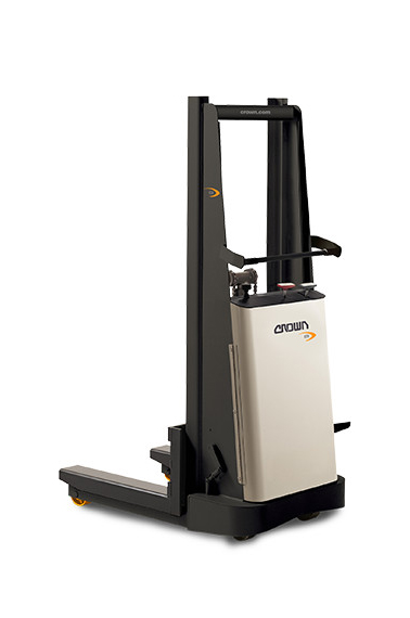 B Series Fork-Over - Manual Walkie Stacker