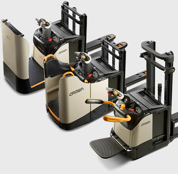 the DT Series double stacker is available in 4 platform configurations