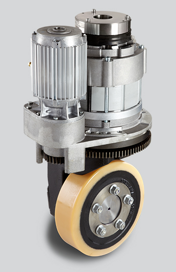 ES Series walkie stacker drive motor