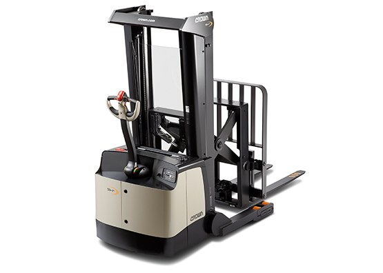 SH/SHR Series walkie pallet stacker load backrest option