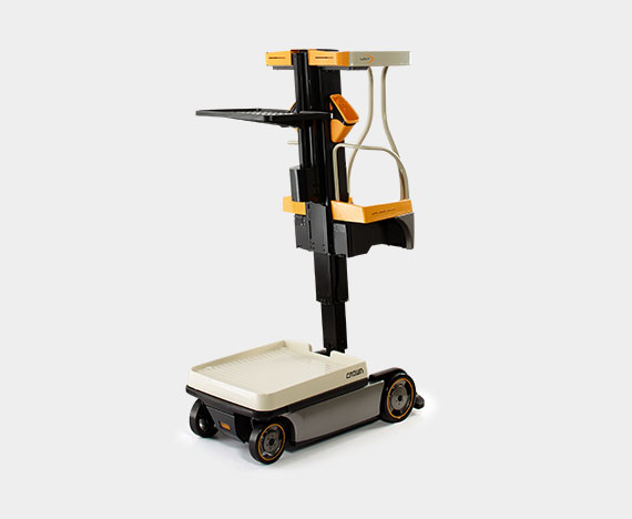 WAV Series Order Picker / Work Assist Vehicle