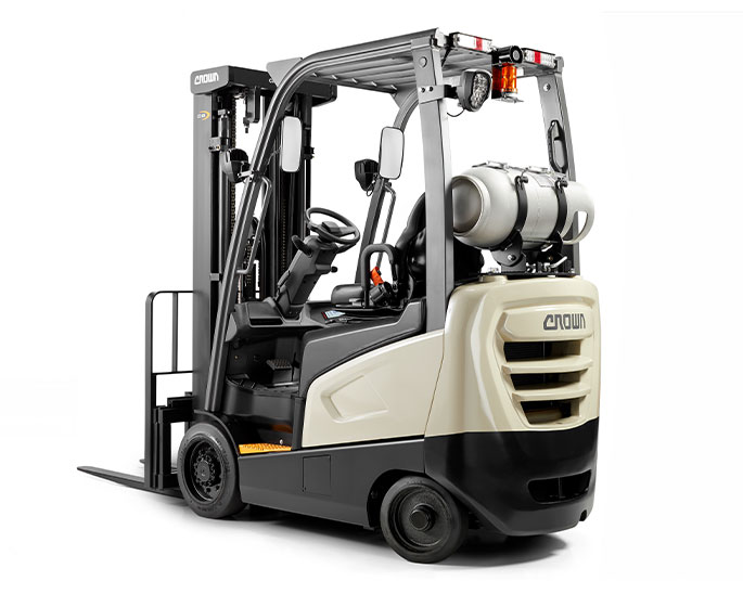 C-G Internal Combustion Cushion Tire Forklift